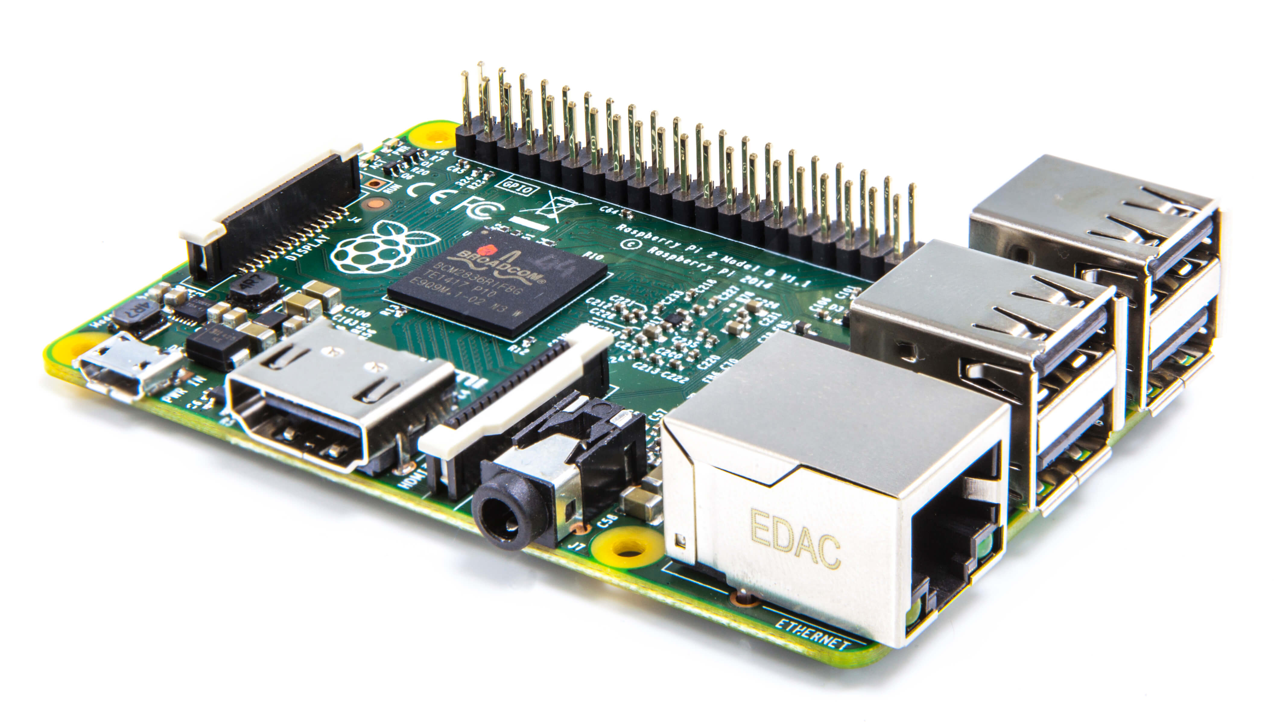 Raspberry Pi som medie server (NAS)